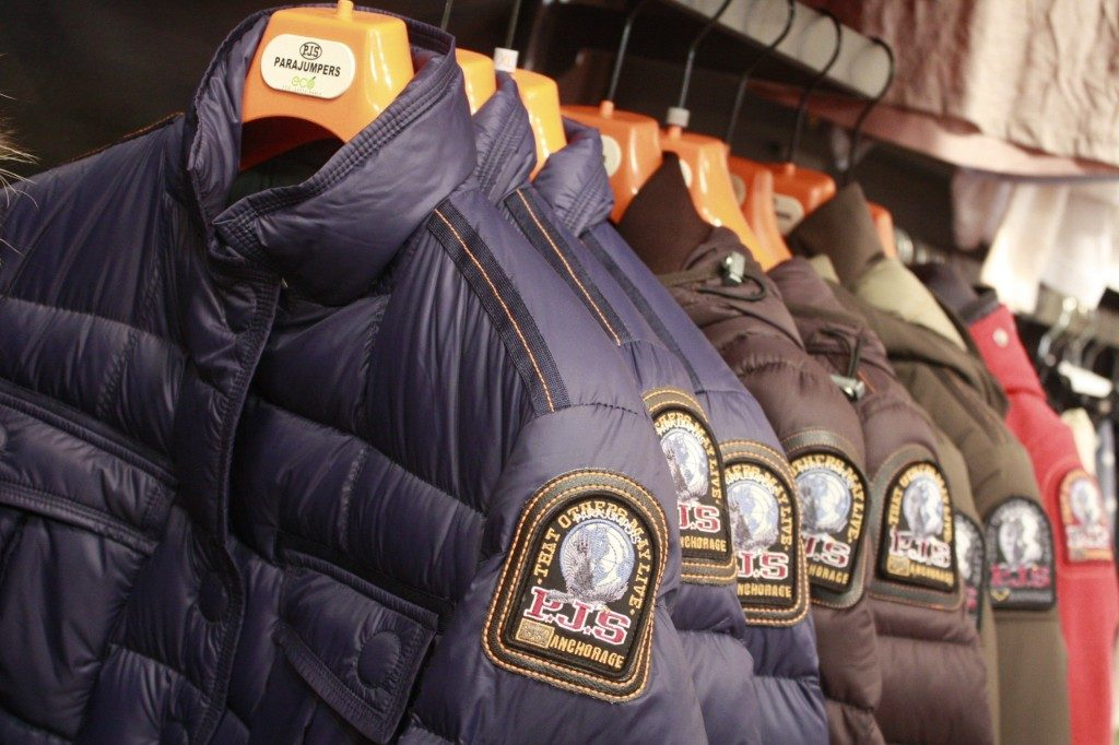 parajumpers jacka outlet