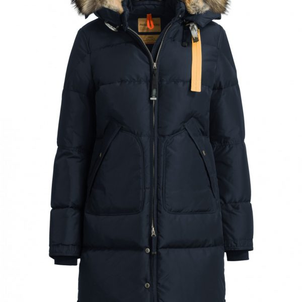 Parajumpers LONG BEAR Parka NAVY – Dam Jacka